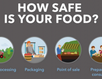 10 *really interesting* facts about food safety